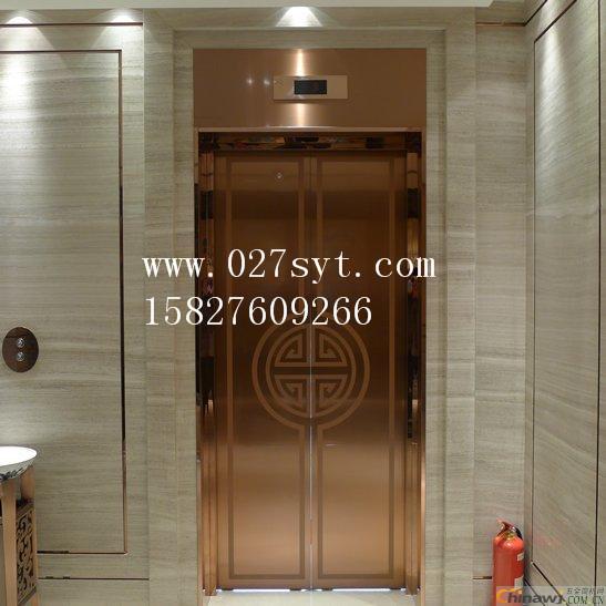 不锈钢电梯门套 脚线-1