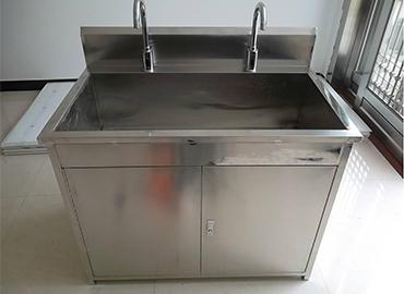 不锈钢单芯水池